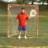 Lacrosse Goalie Mechanics Saving the 5 Hole