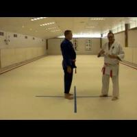 Judo Kuzushi -Paired Walking 3