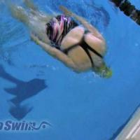 Swimming - Freestyle Flip Turn Step #3